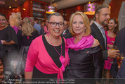 Pink Ribbon Charity - Motto am Fluss - Di 29.09.2015 - Sabine OBERHAUSER, Doris BURES16