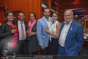 Pink Ribbon Charity - Motto am Fluss - Di 29.09.2015 - Familie Manfred und Miriam Ainedter mit Kindern Klaus und Nina40