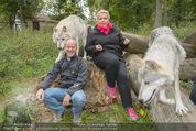 Wolf Experience - Wolfsgehege Ernstbrunn - Mi 30.09.2015 - Susanna HIRSCHLER, Andy LEE LANG mit W�lfen, Wolf13