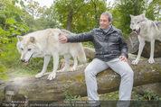 Wolf Experience - Wolfsgehege Ernstbrunn - Mi 30.09.2015 - Robert LETZ mit W�lfen, Wolf28