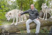 Wolf Experience - Wolfsgehege Ernstbrunn - Mi 30.09.2015 - Robert LETZ mit W�lfen, Wolf29
