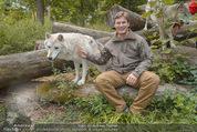 Wolf Experience - Wolfsgehege Ernstbrunn - Mi 30.09.2015 - Gregor HATALA mit W�lfen, Wolf42