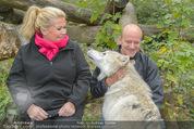 Wolf Experience - Wolfsgehege Ernstbrunn - Mi 30.09.2015 - Susanna HIRSCHLER, Andy LEE LANG mit W�lfen, Wolf8