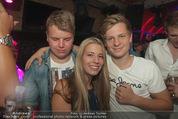 In da Club - Melkerkeller - Sa 03.10.2015 - 12