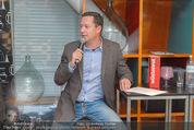 Wüstenrot Pressegespräch - Motto am Fluss - Di 06.10.2015 - Alex KRISTAN46