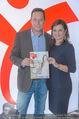 Wüstenrot Pressegespräch - Motto am Fluss - Di 06.10.2015 - Alex KRISTAN, Susanne RIESS6