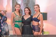 Palmers by Lena Hoschek - Mezzanin - Mi 07.10.2015 - Lena HOSCHEK mit Models in Dessous47
