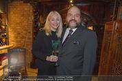 Weinkeller Opening - Planters Bar - Mi 07.10.2015 - Gerald PICHOWETZ, Angelika ZOIDL12