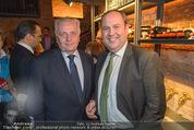 Weinkeller Opening - Planters Bar - Mi 07.10.2015 - Rudolf HUNDSTORFER, Josef PR�LL13