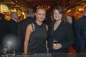 Weinkeller Opening - Planters Bar - Mi 07.10.2015 - Angelika NIEDETZKY, Sigrid HAUSER14