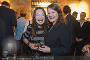 Weinkeller Opening - Planters Bar - Mi 07.10.2015 - Ingrid RIEGLER, Sigrid HAUSER24