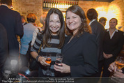 Weinkeller Opening - Planters Bar - Mi 07.10.2015 - Ingrid RIEGLER, Sigrid HAUSER25
