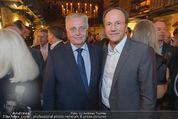 Weinkeller Opening - Planters Bar - Mi 07.10.2015 - Rudolf HUNDSTORFER, Ernst MINAR27
