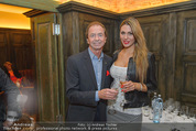 Weinkeller Opening - Planters Bar - Mi 07.10.2015 - Heribert KASPER, Romana MARTINOVIC34