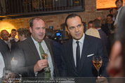 Weinkeller Opening - Planters Bar - Mi 07.10.2015 - Josef PR�LL, Robert GLOCK6