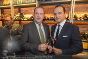 Weinkeller Opening - Planters Bar - Mi 07.10.2015 - Josef PR�LL, Robert GLOCK7