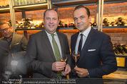 Weinkeller Opening - Planters Bar - Mi 07.10.2015 - Josef PR�LL, Robert GLOCK8