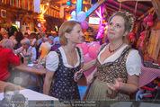 1. Wiener DamenWiesn - Wiener Wiesn Prater - Do 08.10.2015 - Kristina SPRENGER, Niki OSL112