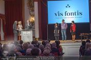 vis fontis Gründungsgala - Schloss Esterhazy - Fr 09.10.2015 - 14