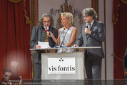vis fontis Gründungsgala - Schloss Esterhazy - Fr 09.10.2015 - 17