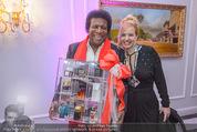 Flair de Parfum - Parkhotel Schönbrunn - Sa 10.10.2015 - Roberto BLANCO mit Ehefrau Luzandra16