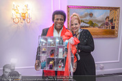 Flair de Parfum - Parkhotel Schönbrunn - Sa 10.10.2015 - Roberto BLANCO mit Ehefrau Luzandra17