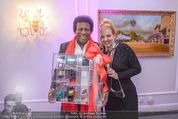 Flair de Parfum - Parkhotel Schönbrunn - Sa 10.10.2015 - Roberto BLANCO mit Ehefrau Luzandra18