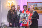 Flair de Parfum - Parkhotel Schönbrunn - Sa 10.10.2015 - Roberto BLANCO mit Ehefrau Luzandra, Manfred und Nelly BAUMANN19