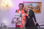 Flair de Parfum - Parkhotel Schönbrunn - Sa 10.10.2015 - Roberto BLANCO mit Ehefrau Luzandra2