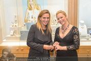 Hollywood in Vienna Schmuck - Chopard - Sa 10.10.2015 - Sandra TOMEK, Daniela FALLY3