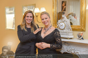 Hollywood in Vienna Schmuck - Chopard - Sa 10.10.2015 - Sandra TOMEK, Daniela FALLY8