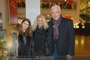 Österreich - Liechtenstein - Ernst Happel Stadion - Mo 12.10.2015 - Toni POLSTER mit Birgit und deren Tochter Mariella1
