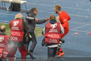 Österreich - Liechtenstein - Ernst Happel Stadion - Mo 12.10.2015 - Bierdusche f�r Marcel KOLLER104
