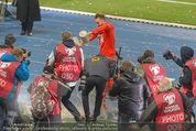 Österreich - Liechtenstein - Ernst Happel Stadion - Mo 12.10.2015 - Bierdusche f�r Marcel KOLLER107
