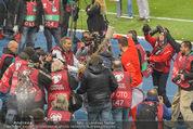Österreich - Liechtenstein - Ernst Happel Stadion - Mo 12.10.2015 - Bierdusche f�r Marcel KOLLER110