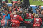 Österreich - Liechtenstein - Ernst Happel Stadion - Mo 12.10.2015 - Bierdusche f�r Marcel KOLLER111