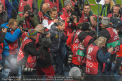 Österreich - Liechtenstein - Ernst Happel Stadion - Mo 12.10.2015 - Bierdusche f�r Marcel KOLLER113