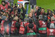 Österreich - Liechtenstein - Ernst Happel Stadion - Mo 12.10.2015 - Bierdusche f�r Marcel KOLLER116
