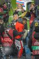 Österreich - Liechtenstein - Ernst Happel Stadion - Mo 12.10.2015 - Bierdusche f�r Marcel KOLLER117