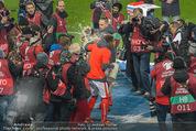 Österreich - Liechtenstein - Ernst Happel Stadion - Mo 12.10.2015 - Bierdusche f�r Marcel KOLLER120