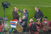 Österreich - Liechtenstein - Ernst Happel Stadion - Mo 12.10.2015 - Herbert PROHASKA, Rainer PARIASEK, Marcel KOLLER123