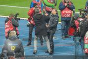 Österreich - Liechtenstein - Ernst Happel Stadion - Mo 12.10.2015 - Rainer PARIASEK, Marcel KOLLER (Bierdusche)125