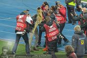 Österreich - Liechtenstein - Ernst Happel Stadion - Mo 12.10.2015 - Rainer PARIASEK, Marcel KOLLER (Bierdusche)128
