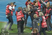 Österreich - Liechtenstein - Ernst Happel Stadion - Mo 12.10.2015 - Rainer PARIASEK, Marcel KOLLER (Bierdusche)129