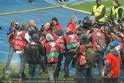 Österreich - Liechtenstein - Ernst Happel Stadion - Mo 12.10.2015 - Rainer PARIASEK, Marcel KOLLER (Bierdusche)130
