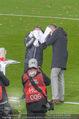 Österreich - Liechtenstein - Ernst Happel Stadion - Mo 12.10.2015 - Rainer PARIASEK, Marcel KOLLER (Handtuch nach Bierdusche)131