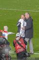 Österreich - Liechtenstein - Ernst Happel Stadion - Mo 12.10.2015 - Rainer PARIASEK, Marcel KOLLER (Handtuch nach Bierdusche)134