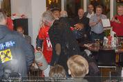 Österreich - Liechtenstein - Ernst Happel Stadion - Mo 12.10.2015 - David ALABA, Toni POLSTER (Bierdusche)139