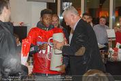 Österreich - Liechtenstein - Ernst Happel Stadion - Mo 12.10.2015 - David ALABA, Toni POLSTER (Bierdusche)141