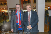 Österreich - Liechtenstein - Ernst Happel Stadion - Mo 12.10.2015 - Thomas ZWIEFELHOFER, Wolfgang BRANDSTETTER15